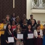 Lay Health Promotor Program Class #94 Graduates