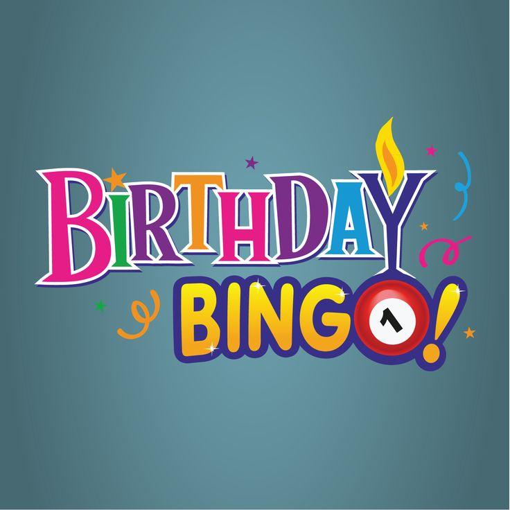 Image result for birthday bingo images